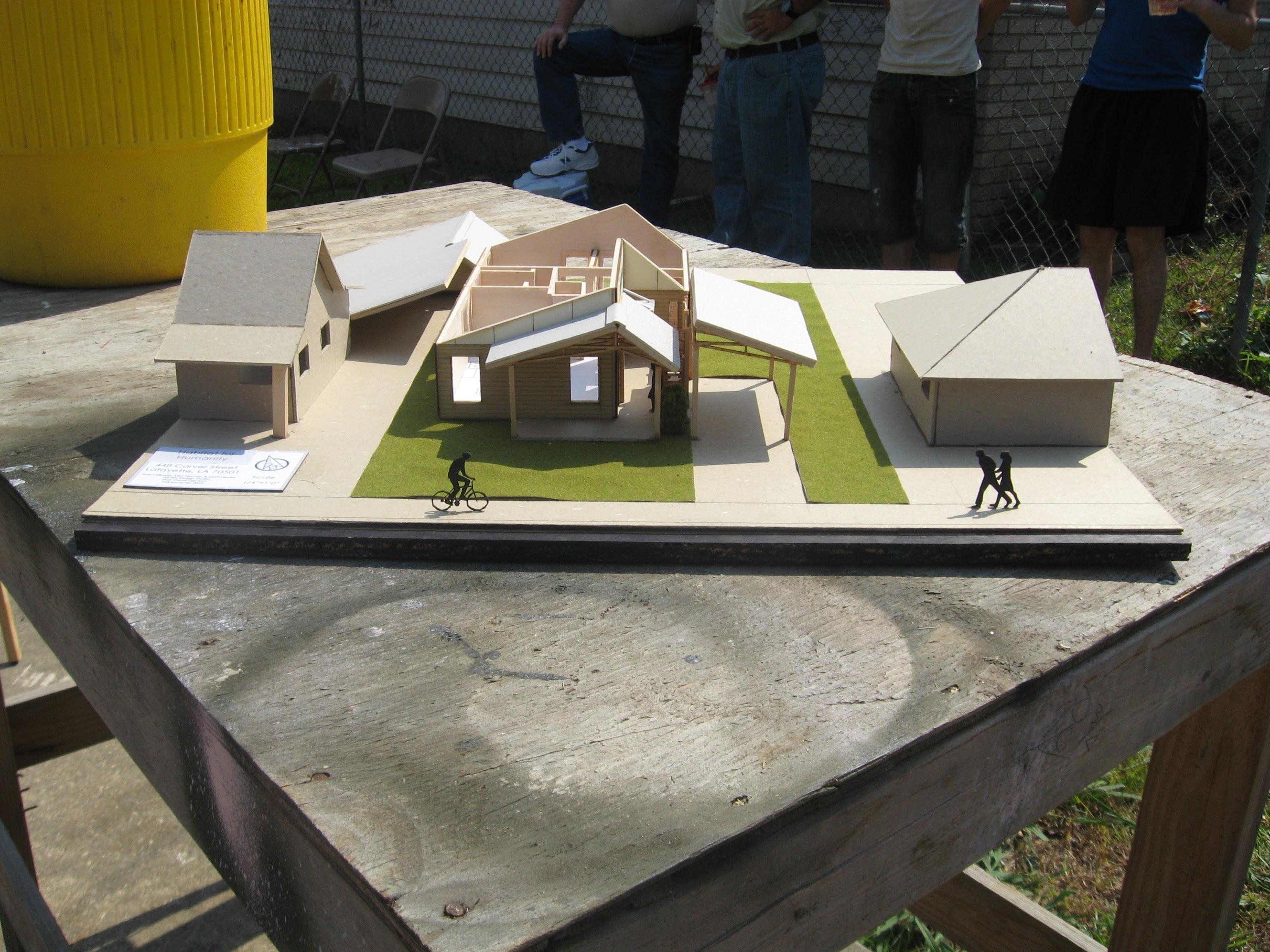 Habitat home model