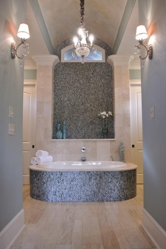 118 English Gardens master tub